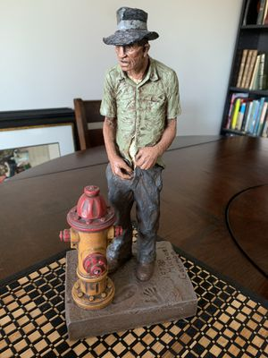 Rare 1977 Michael Garman Limited edition sculpture for Sale in Quincy, MA