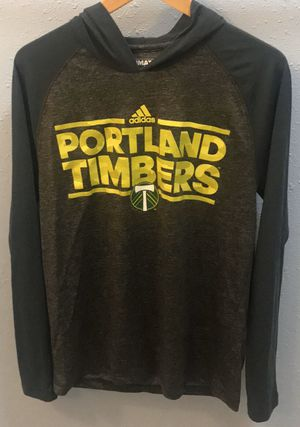 ADIDAS PORTLAND TIMBERS HOODIE for Sale in OR, US