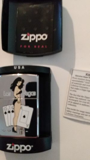 Las Vegas Lady Zippo brand new for Sale in Fort Myers, FL