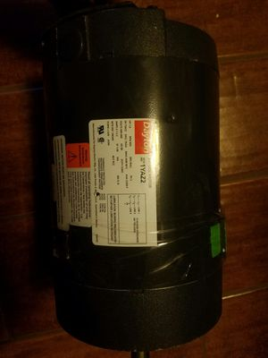 Dayton 3 phase 1 hp agricultural electric motor for Sale in Dearborn, MI