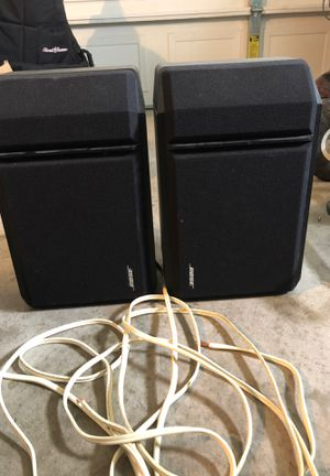 Bose speakers for Sale in Fresno, CA