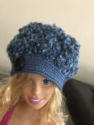 Handmade crochet hat for girls for Sale in Loganville, GA