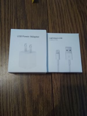 Apple Charger Box and Cable for Sale in BRECKNRDG HLS, MO
