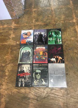DVD Lot(package deal) 9 movies for Sale in Lake Park, FL