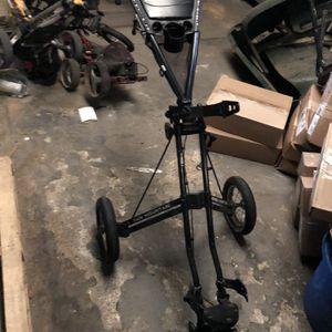 Golf Push Cart: Sun Mountain Speed Cart for Sale in Houston, TX