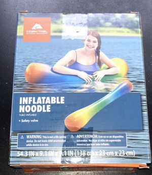 Inflatable noodles NEW for Sale in Lake Stevens, WA