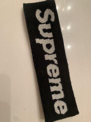 Supreme x New Era Headband for Sale in Peoria, AZ