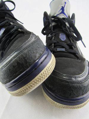 NIKE AIR JORDAN 4 SONS OF MARS RETRO BLACK GRAPE SIZE 12 for Sale in Oxon Hill, MD