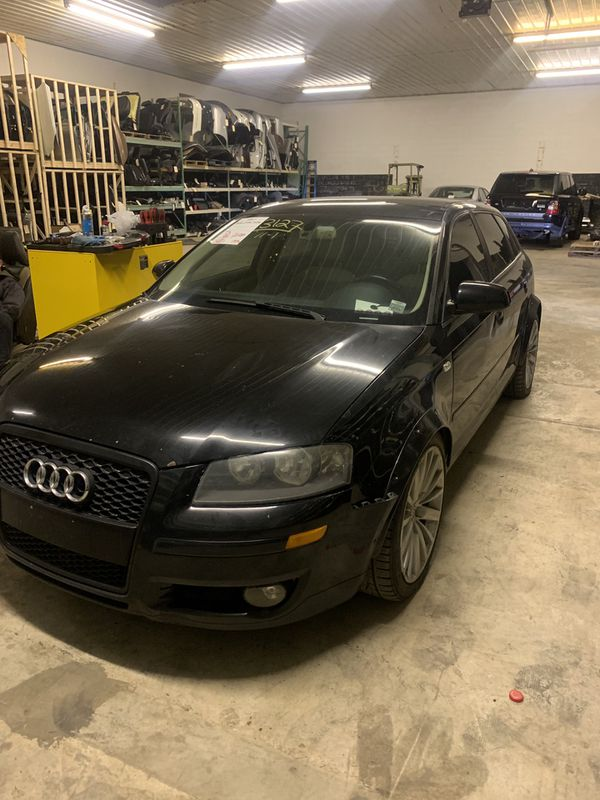 2006 AUDI A3 PART OUT ONLY!!