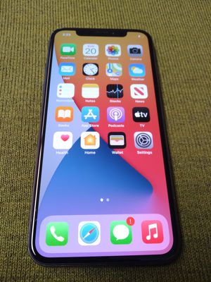 Unlocked iphone x for Sale in Shoreline, WA