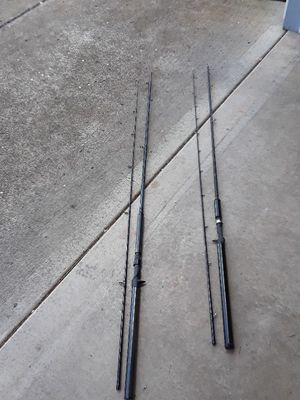 Fishing rods for Sale in Vancouver, WA