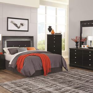 Lighted Luxury Bedroom Suite for Sale in Indianapolis, IN