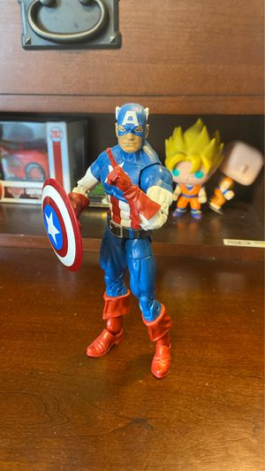 Marvel Legends Captain America from Onslaught Wave for Sale in West Palm Beach, FL