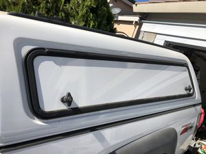 Camper shell for a Chevy Colorado for Sale in Antioch, CA