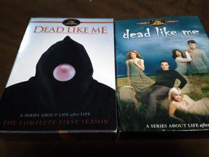 Dead Like Me Complete Series for Sale in Kingsport, TN