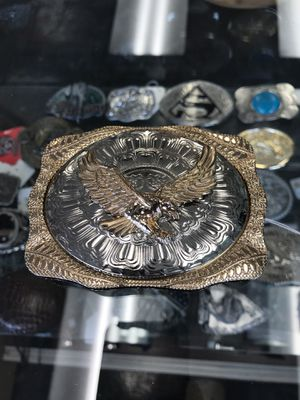Eagle Belt Buckle for Sale in Fort McDowell, AZ