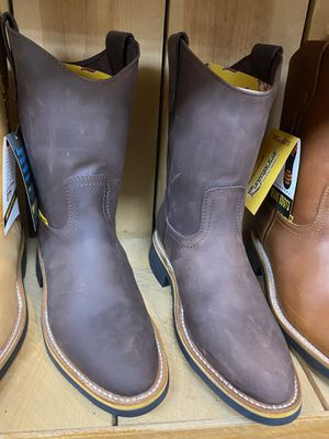 Work boots Mens for Sale in Fresno, CA