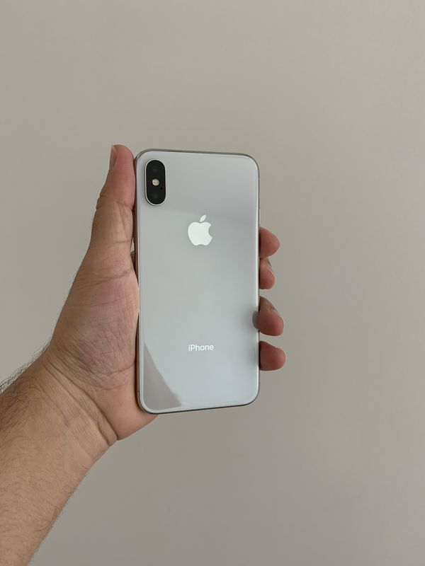iPhone X 256 GB like new