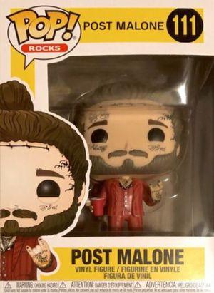 POST MALONE Funko Pop *NIB* for Sale in Irvine, CA