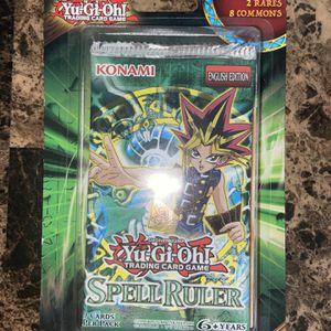 Spell Ruler Booster Pack + Bonus Cards for Sale in Oswego, IL