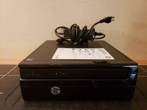 HP slim desktop 260-a011 AMD e2-7110 320gb HDD 8gb RAM dvdrw WiFi HDMI etc.. for Sale in Lauderhill, FL