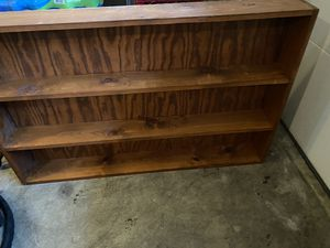 NICE TABLE,CHAIR,SHELF EASY PICK!! for Sale in Lanham, MD