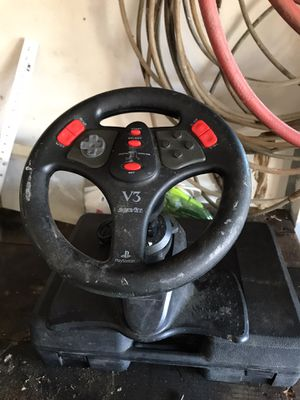 Pro sport racing wheel and pedals for Sale in Port Charlotte, FL