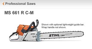 Like new 661 Stihl chainsaw for Sale in Battle Ground, WA