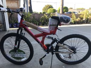 Brand new mountain bike 24 inch for Sale in Garden Grove, CA