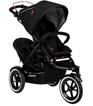 Phil and Teds sport double stroller with second seat for Sale in Los Angeles, CA
