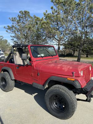 Jeep Wrangler for Sale in San Diego, CA