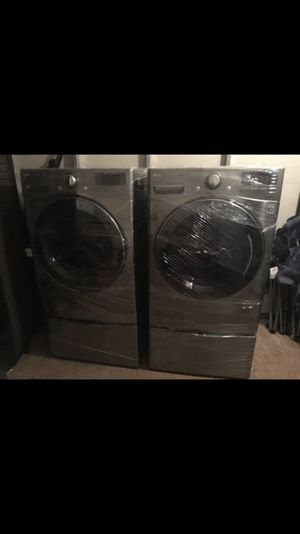 Washer and dryer for sale for Sale in Salt Lake City, UT