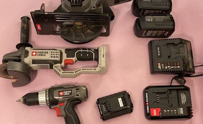 Porter Cable Power Tools for Sale in Tacoma,  WA