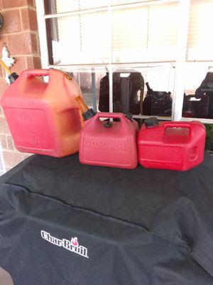 One 5 gallons one 1.5 gallons one 1 gallon price firm español también for Sale in Phoenix, AZ