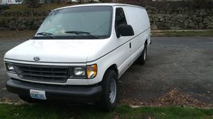 1992 ford econoline e 250 for Sale in Tacoma, WA