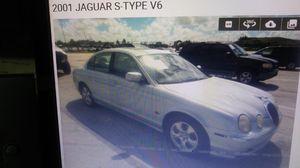 2001 Jaguar S type V6 for Sale in Miami, FL