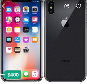 iPhone X for Sale in Sacramento, CA