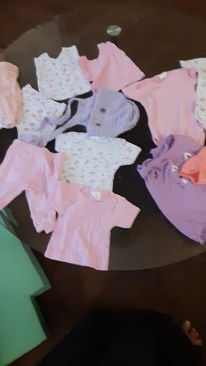 Newborn girl (12 pieces) for Sale in Milford Mill, MD