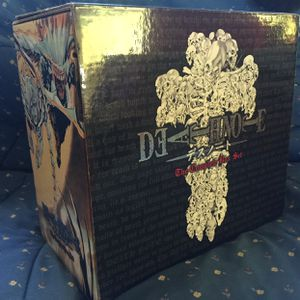 Death Note Complete Series for Sale in Hutchinson, KS