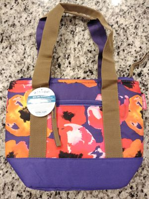 NEW Insulated Tote Cooler Lunch Bag for Sale in Rockville, MD