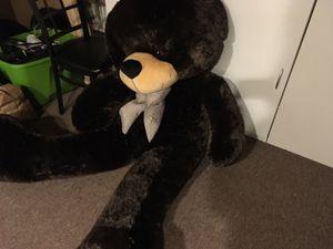 Large stuffed bear for Sale in Shoreline, WA