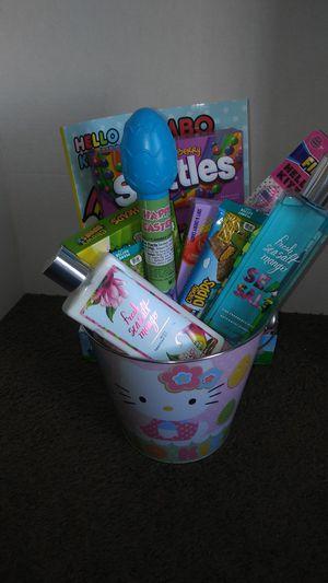 Hello Kitty Easter Basket for Sale in Detroit, MI