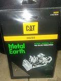 Brand new metal Earth Cat dozer 3 sheet metal model kit for Sale in Orlando, FL
