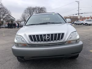 Lexus RX 300 2002 for Sale in Chicago, IL