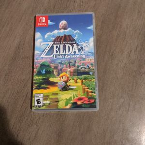 Legend Of Zelda Link's Awakening For Nintendo Switch for Sale in Huntersville, NC