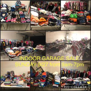 Baby/toddler boy & girl clothes plus more for Sale in Tulare, CA