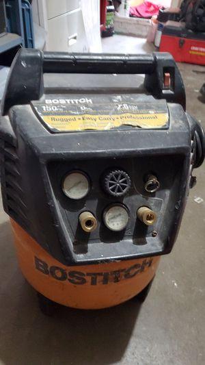 Bostitch compressor for Sale in Long Beach, CA