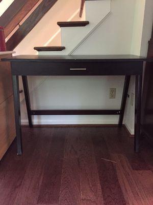 Brown desk for Sale in Earlysville, VA