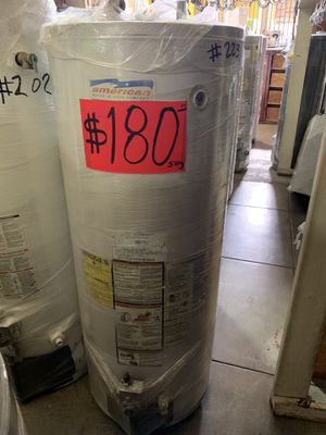 Water heater 50 galones 3 meses de garantía for Sale in Vernon, CA