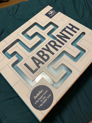 Labyrinth Board Game by Marbles the Brain Store for Sale in Laurel, MD